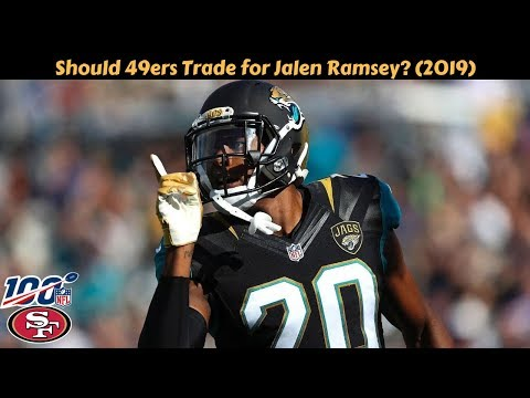 should-49ers-trade-for-cb-jalen-ramsey?-(2019)