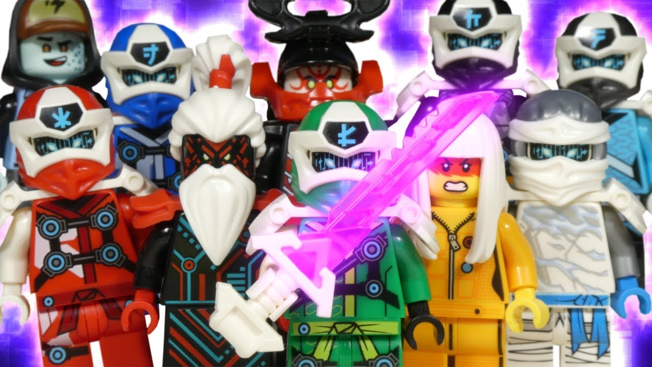 lego ninjago prime empire part two  keytana quest  youtube