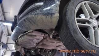 видео Ремонт и техническое обслуживание Мерседес-Бенц. Mercedes-Benz E-класс