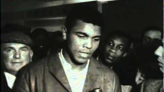 Muhammad Ali vs Henry Cooper - post fight interview