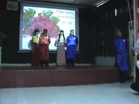 Duyen Dang Ao Dai tai Benh vien Phu Nhuan 2014