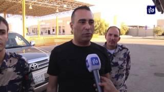 أكثر من 14 ألف مركبة و 40 ألف زائر دخلوا الأردن من 'معبر العمري' في 4 أيام