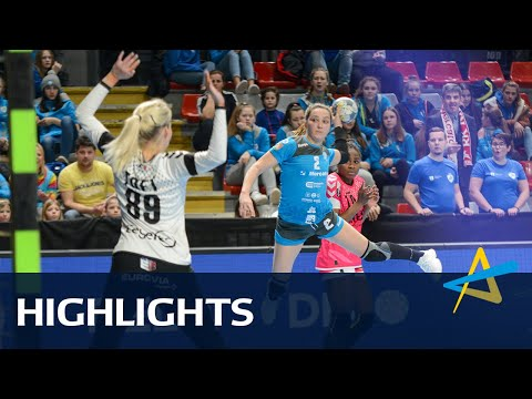 Highlights | Krim Vs. Brest | Round 8 | Delo Women's Ehf Champions League 2019/20