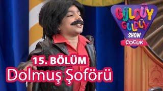Güldüy Güldüy Show Çocuk 15. Bölüm, Dolmuş Şoförü Skeci