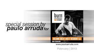 Burn Studio Residency 2013