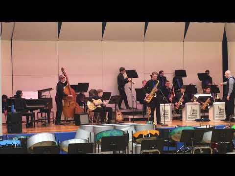 Blues Machine  - River Trails Middle School Jazz Band