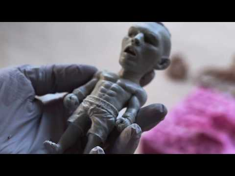 Resin Casting 250 Rory Macdonald Sculptures