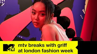 Music Meets Fashion Competition – Griff at London Fashion Week | MTV Breaks