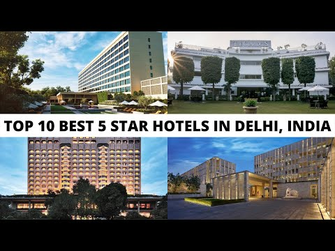 Top 10 Best 5 Star Hotels In Delhi With Price And Review Rating | Luxury Hotels In Delhi