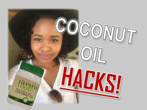 COCONUT OIL HACKS and Beauty Tricks! | HAIR, FACE & SKIN