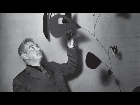 Alexander Calder – Structural Genius Meets Dynamic Energy