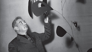 Calder: Structural Genius Meets Dynamic Energy