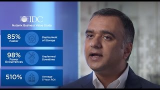 About Nutanix - Our Journey to the Enterprise Cloud