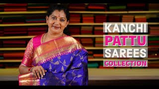 LATEST KANCHI PATTU SAREES COLLECTION ||#gayathrireddy#sarees#softsilk#handloom#designer#pattu#