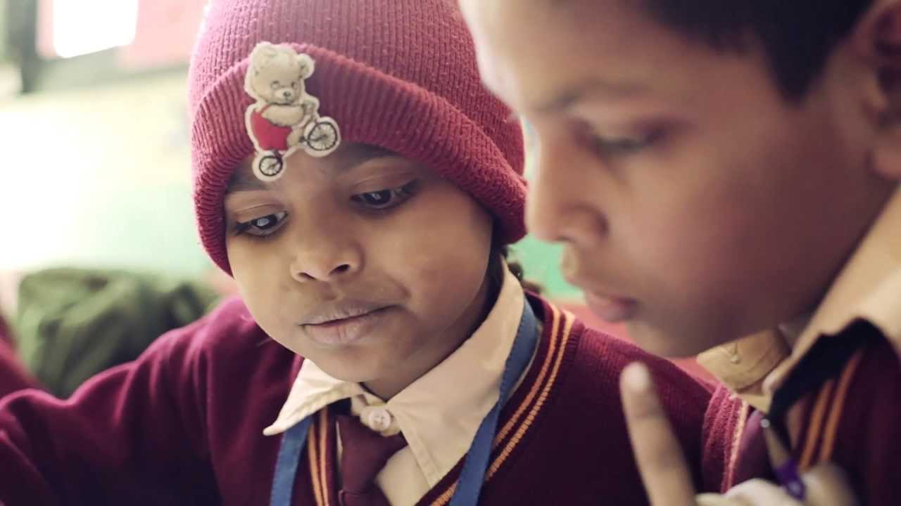 My Vision: 'No limits!' (Teach For India)