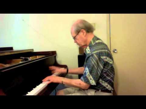 "Edward Tarte plays ""Dixie"""