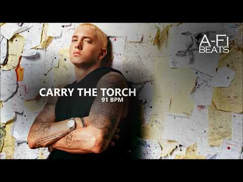 Carry the Torch - Eminem Type Beat