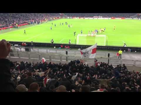 AjaS04 13.4.2017 (2-0) : Voor Ajax Amsterdam