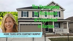 New Homes in Aurora Colorado - Hemingway Model by Richmond at Copperleaf