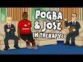 💔Pogba & Mourinho - RELATIONSHIP COUNSELLING!💔