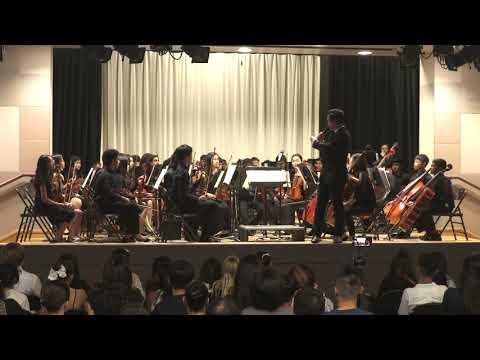 Plaza Vista Middle School Symphonic Fall Concert 2019