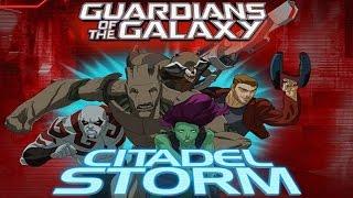 Guardians of the Galaxy - Citadel Storm | Shooting Games