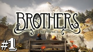 Brothers: A Tale of Two Sons - Bond of Bros - PART 1 (PS3 HD Gameplay Walkthrough PC XBox)