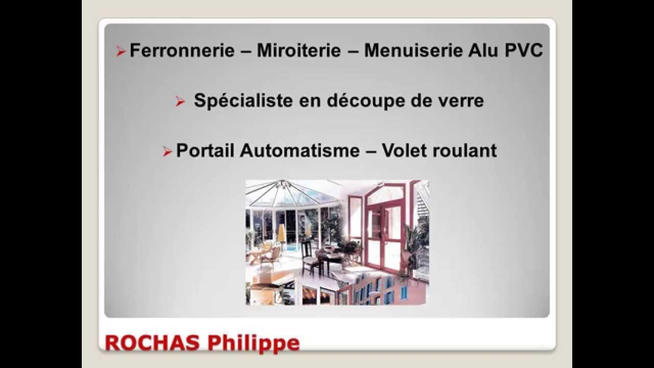 Alu Design Vaison La Romaine serrurerie - miroiterie - menuiserie alu/pvc - stores - nyons - 26110