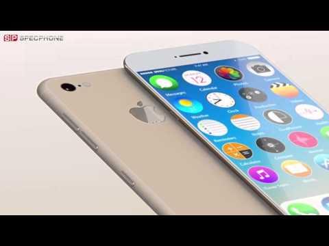 แบบในฝัน!!! iPhone 7 Concept กล้องไม่นูน สีสันสดใส สเปคตรงใจใครหลายๆคน