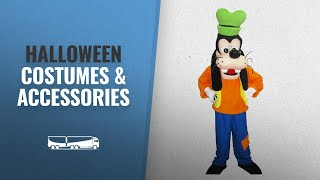 Kf Women Halloween Costumes & Accessories [2018]: KF Goofy Mascot Party Costume Adult Size Cartoon