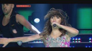 """Lali Espósito canta """"Histeria"""" en la final de Bailando 2015"""