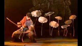 rehearsal, theatre, sword dance, japanese dance, etc 「Bumb」「 瞑...