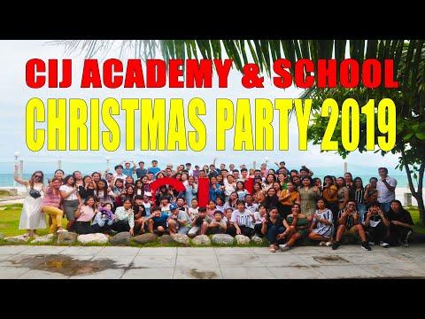 [CIJ Academy&School] CHRISTMAS PARTY 2019