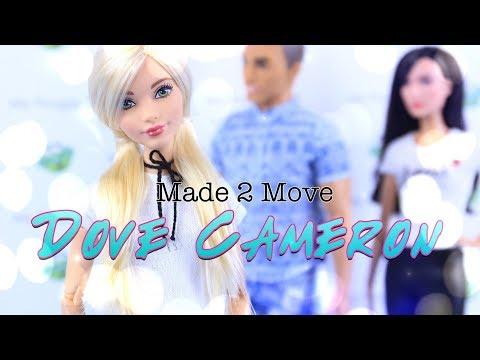 DIY - How to Make: Made to Move DOVE CAMERON | Celebrity Custom Doll