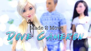 DIY - How to Make: Made to Move DOVE CAMERON | Celebrity Custom Doll