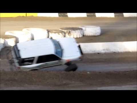 Santa Maria Speedway Xtreme Speedway Tour Round 1 Daniel Harrington