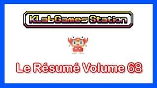 KLab Games Station : Le Résumé Volume 68