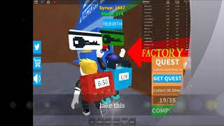 Roblox Lumber Simulator 2 (How to collect Syrup and Slime)