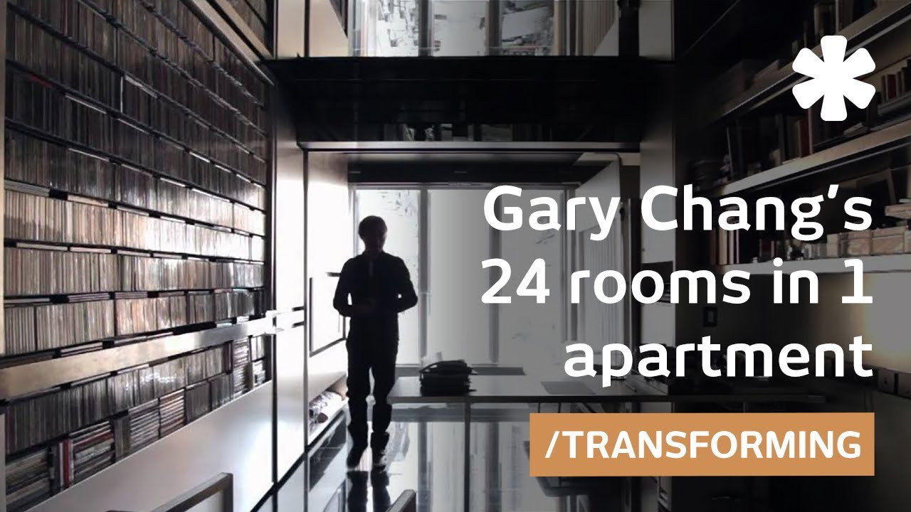 Inside Gary Chang S Domestic Transformer Apartment