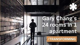 Extreme transformer home in Hong Kong: Gary Chang's 24 rooms in 1