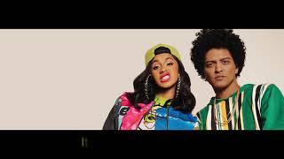 Bruno Mars-Finess Lyrics (Remix Feat Cardi B)