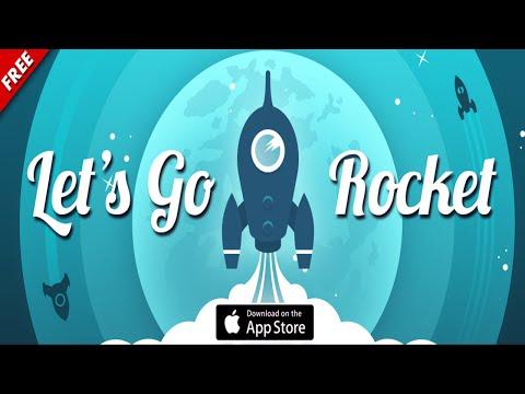 Let's Go Rocket - Universal - HD Gameplay Trailer