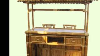 Afford A Bar/hut-tropical-tiki Bar/hut-for Home,backyard,patio,&outdoor-how To/build A Tiki Bar/hut