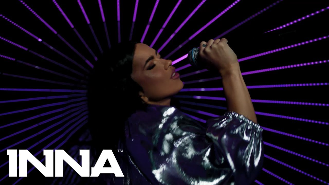 Inna Has Teamed Up With Henri Purnell Nobody Cares For Brand New Single Pretty Thoughts Celebmix