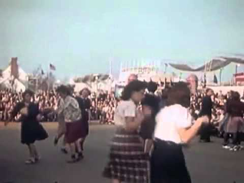 Swing Dance and Foxtrot at the 1939 World's Fair