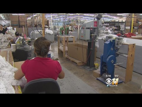 Local Textile Manufacturer Going Strong