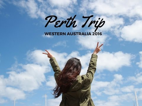 #PAGE 3 Travel Diary: Perth, Western Australia
