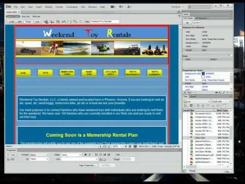 Import a complete website into dreamweaver CS6