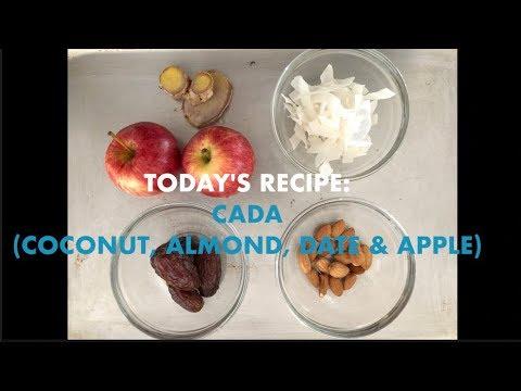 Coconut-Eco-friendly Apple Muesli