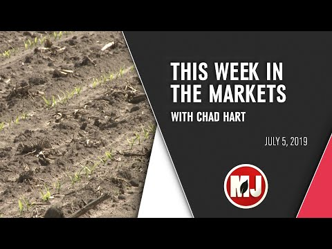 Markets with Dr. Chad Hart | July 5, 2019